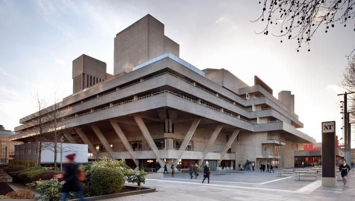 National Theatre South Bank London